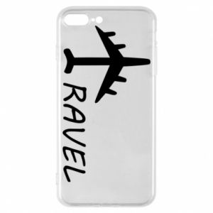 Phone case for iPhone 8 Plus Travel