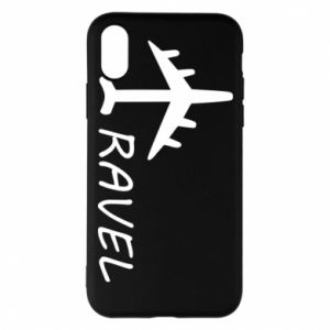 Phone case for iPhone X/Xs Travel