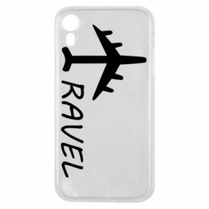 iPhone XR Case Travel