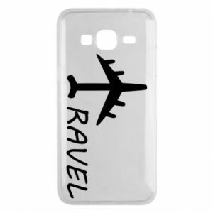 Phone case for Samsung J3 2016 Travel