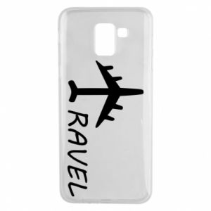 Phone case for Samsung J6 Travel