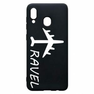 Samsung A20 Case Travel