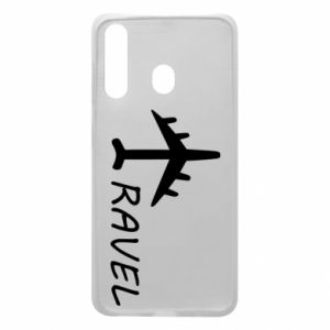 Phone case for Samsung A60 Travel