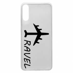 Phone case for Samsung A70 Travel