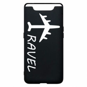 Phone case for Samsung A80 Travel