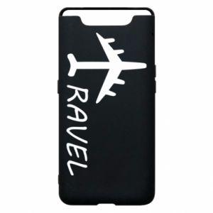 Samsung A80 Case Travel
