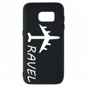 Phone case for Samsung S7 Travel