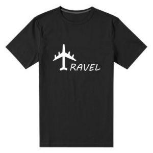 Men's premium t-shirt Travel