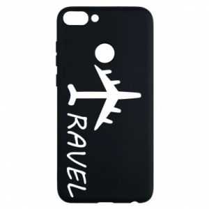 Phone case for Huawei P Smart Travel