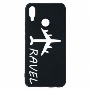 Phone case for Huawei P Smart Plus Travel