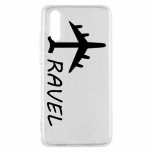 Phone case for Huawei P20 Travel