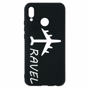 Phone case for Huawei P20 Lite Travel