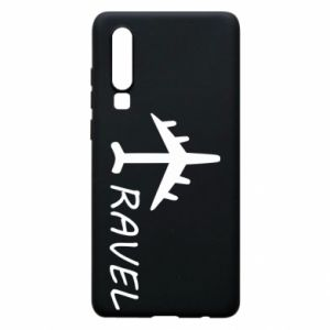 Phone case for Huawei P30 Travel