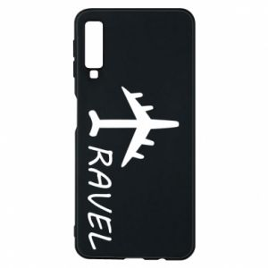 Phone case for Samsung A7 2018 Travel