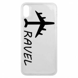 Etui na iPhone Xs Max Travel
