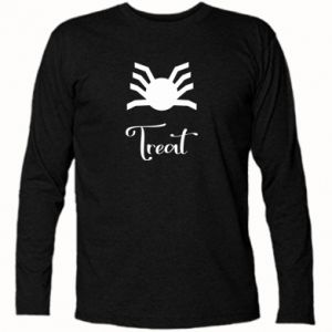 Long Sleeve T-shirt Treat - PrintSalon