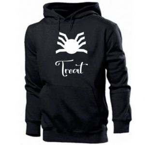 Men's hoodie Treat - PrintSalon