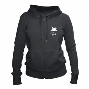 Women's zip up hoodies Treat - PrintSalon