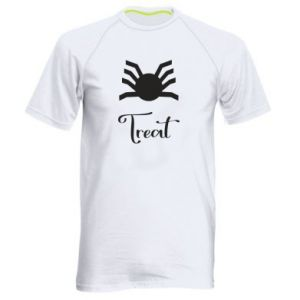 Men's sports t-shirt Treat - PrintSalon
