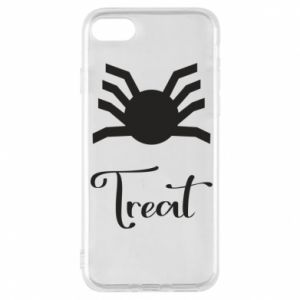Phone case for iPhone 8 Treat - PrintSalon