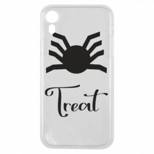Phone case for iPhone XR Treat - PrintSalon