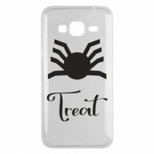 Phone case for Samsung J3 2016 Treat - PrintSalon