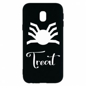 Phone case for Samsung J3 2017 Treat - PrintSalon