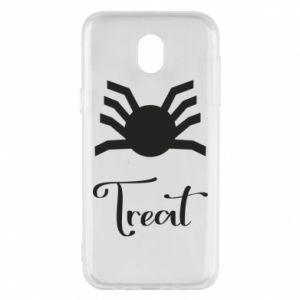 Phone case for Samsung J5 2017 Treat - PrintSalon