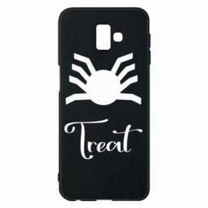 Phone case for Samsung J6 Plus 2018 Treat - PrintSalon
