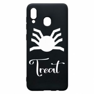 Phone case for Samsung A20 Treat - PrintSalon