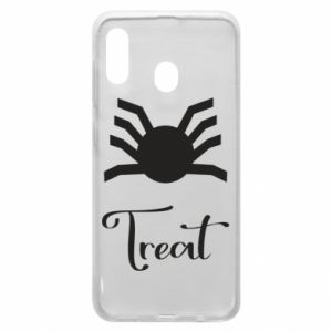 Phone case for Samsung A30 Treat - PrintSalon