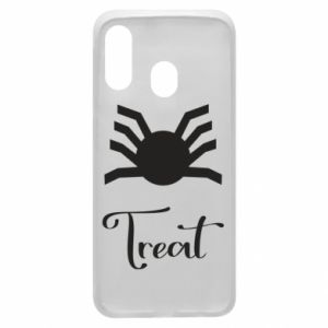 Phone case for Samsung A40 Treat - PrintSalon
