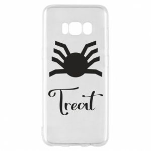 Phone case for Samsung S8 Treat - PrintSalon
