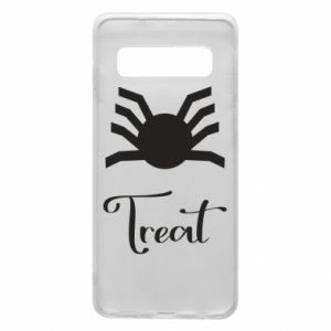 Phone case for Samsung S10 Treat - PrintSalon