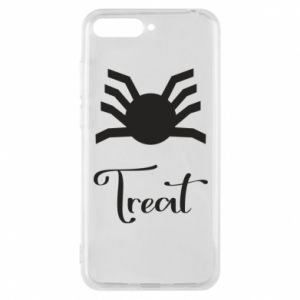 Phone case for Huawei Y6 2018 Treat - PrintSalon