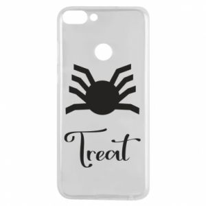 Phone case for Huawei P Smart Treat - PrintSalon