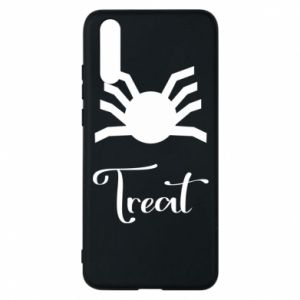 Phone case for Huawei P20 Treat - PrintSalon
