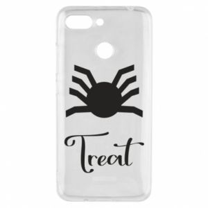 Phone case for Xiaomi Redmi 6 Treat - PrintSalon