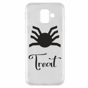 Phone case for Samsung A6 2018 Treat - PrintSalon