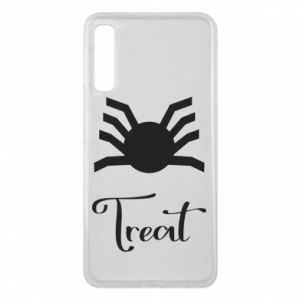 Phone case for Samsung A7 2018 Treat - PrintSalon