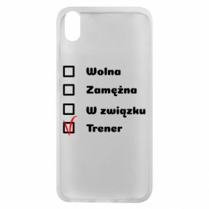 Phone case for Xiaomi Redmi 7A Trainer, woman