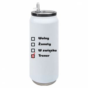 Puszka termiczna Trener