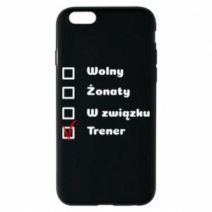 Etui na iPhone 6/6S Trener