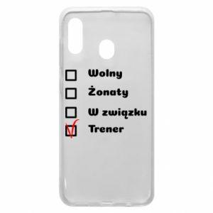 Phone case for Samsung A30 Trainer - PrintSalon