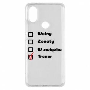 Phone case for Xiaomi Mi A2 Trainer - PrintSalon