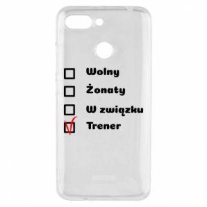Phone case for Xiaomi Redmi 6 Trainer - PrintSalon
