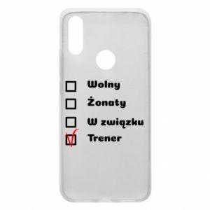 Phone case for Xiaomi Redmi 7 Trainer - PrintSalon