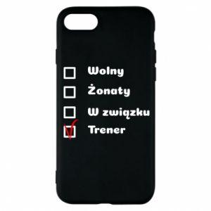 Etui na iPhone 7 Trener