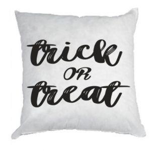 Poduszka Trick or treat