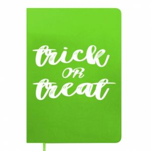 Notes Trick or treat
